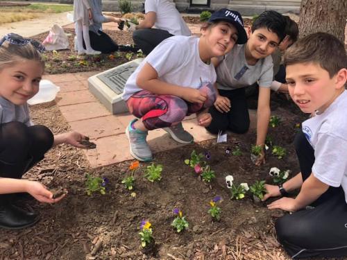 2019 Armenian School Students - Plant