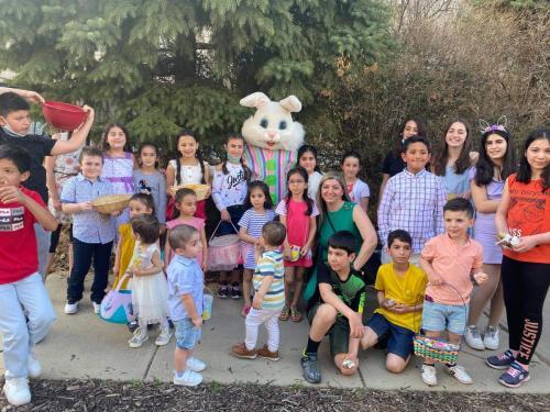 2021 Easter - April 4